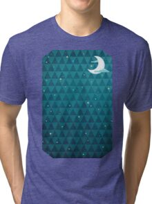 Night Sky Tri-blend T-Shirt