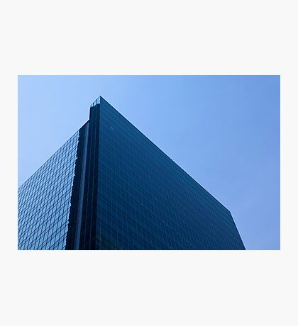 Modern Office Glass Building Photographic Print