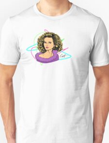 1980's Inspired Graphic Design Unisex T-Shirt