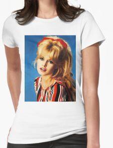 Brigitte Beautiful Womens Fitted T-Shirt
