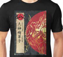 Poster okami Unisex T-Shirt