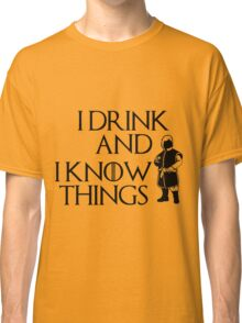 Tyrion Truth Classic T-Shirt