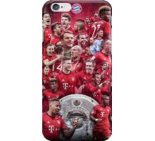 FC Bayern Munich (T-shirt, Phone Case & more) iPhone Case/Skin