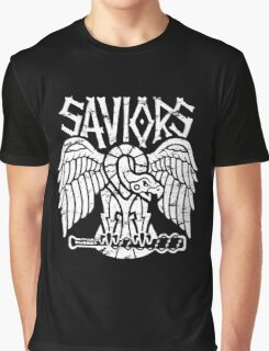 SAVIORS Graphic T-Shirt