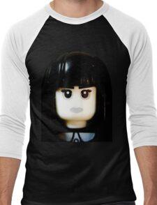 The Goth Girl is here Men's Baseball ¾ T-Shirt