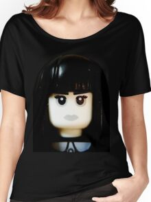 The Goth Girl is here Women's Relaxed Fit T-Shirt