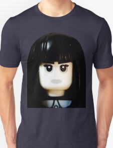 The Goth Girl is here Unisex T-Shirt