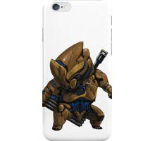 RhinoAnimatedFigure iPhone Case/Skin