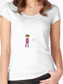 Howard Wolowitz Women's Fitted Scoop T-Shirt