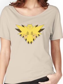 The Electric Pokemon Women's Relaxed Fit T-Shirt