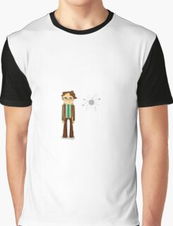 Leonard Hofstadter Graphic T-Shirt