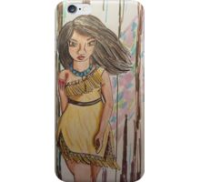 Pocohontas iPhone Case/Skin