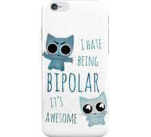 bipolar /Agat/ iPhone Case/Skin