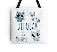 bipolar /Agat/ Tote Bag