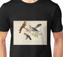 Bilder atlas zur Wissenschaftlich populären Naturgeschichte der Vögel in ihren sämmtlichen Hauptformen Leopold Joseph Fitzinger 1864 028 Unisex T-Shirt