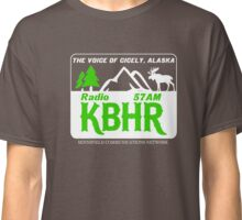 Radio K-BHR  - Northern Exposure Classic T-Shirt