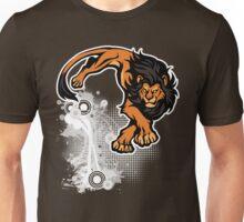 Lion pounce Unisex T-Shirt