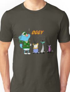 Character oggy Unisex T-Shirt