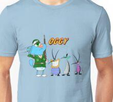 Character oggy Unisex T-Shirt