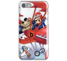 Wacky Races 2 iPhone Case/Skin