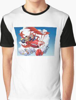 Wacky Races 2 Graphic T-Shirt