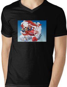 Wacky Races 2 Mens V-Neck T-Shirt