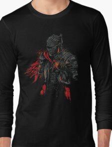 Red Knight Long Sleeve T-Shirt