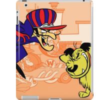 Dastardly & Muttley Funny iPad Case/Skin