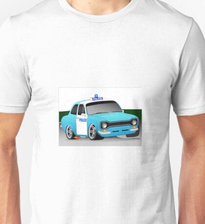 MK1 Escort Police  Unisex T-Shirt