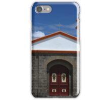 Small Church in Cotacachi iPhone Case/Skin