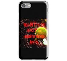spinning ball iPhone Case/Skin