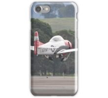Trojan Take-off,Albion Park Airshow,Australia 2016  iPhone Case/Skin