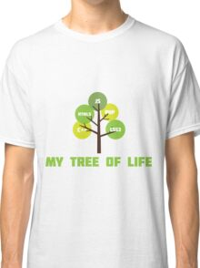 Programming tree of life Classic T-Shirt