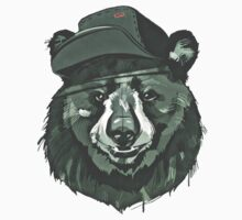 Grizzly Bear Baby Tee
