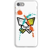 Splatoon - Turf Wars 4 [WHITE Var] iPhone Case/Skin