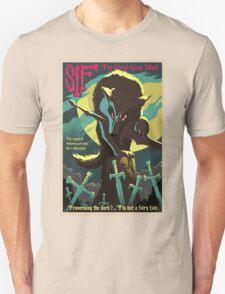Dark Souls - Sif the Great Grey Wolf T-Shirt