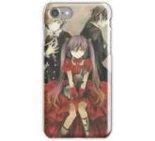 Pandora Hearts - Oz, Alice & Gilbert iPhone Case/Skin