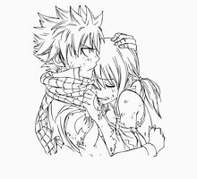 Natsu and Lucy Unisex T-Shirt