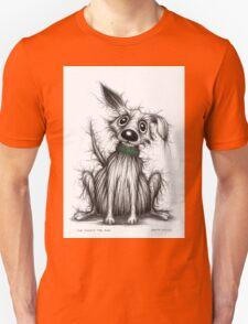 Mr Mucky the dog Unisex T-Shirt