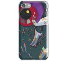Kandinsky - Around The Circle iPhone Case/Skin