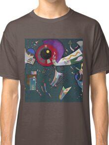 Kandinsky - Around The Circle Classic T-Shirt