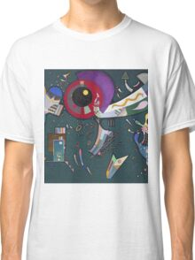 Kandinsky - Around The Circle Classic T-Shirt