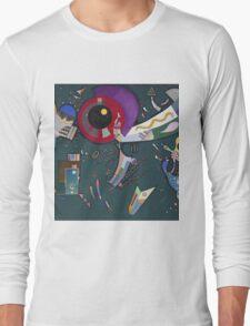 Kandinsky - Around The Circle Long Sleeve T-Shirt