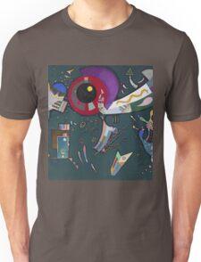 Kandinsky - Around The Circle Unisex T-Shirt