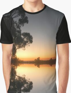 Edge of Day Graphic T-Shirt