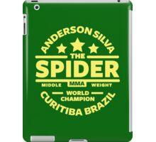Anderson Silva iPad Case/Skin