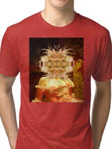 Alien Party Tri-blend T-Shirt