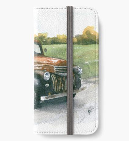 41 Farm Truck iPhone Wallet/Case/Skin