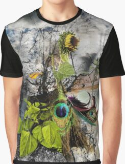 SunFlowers. Graphic T-Shirt