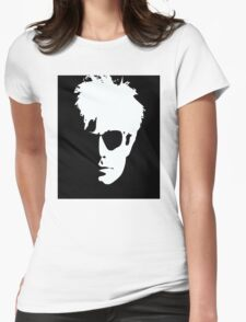 Warhol Womens Fitted T-Shirt